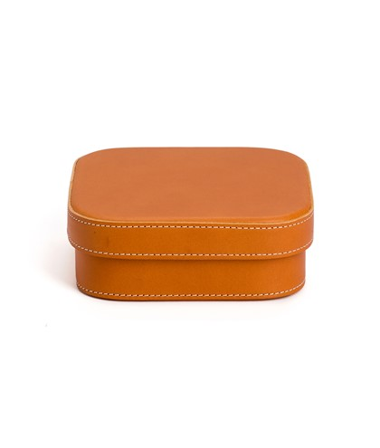 Leather Box Medium