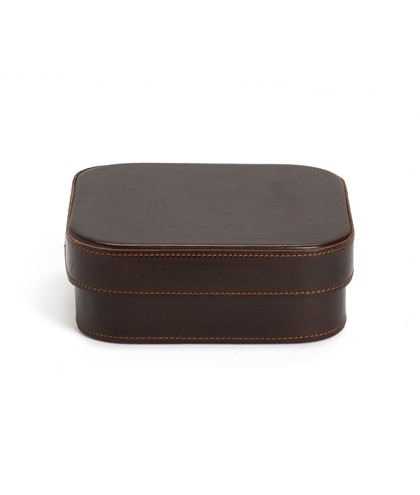 Leather Box Large